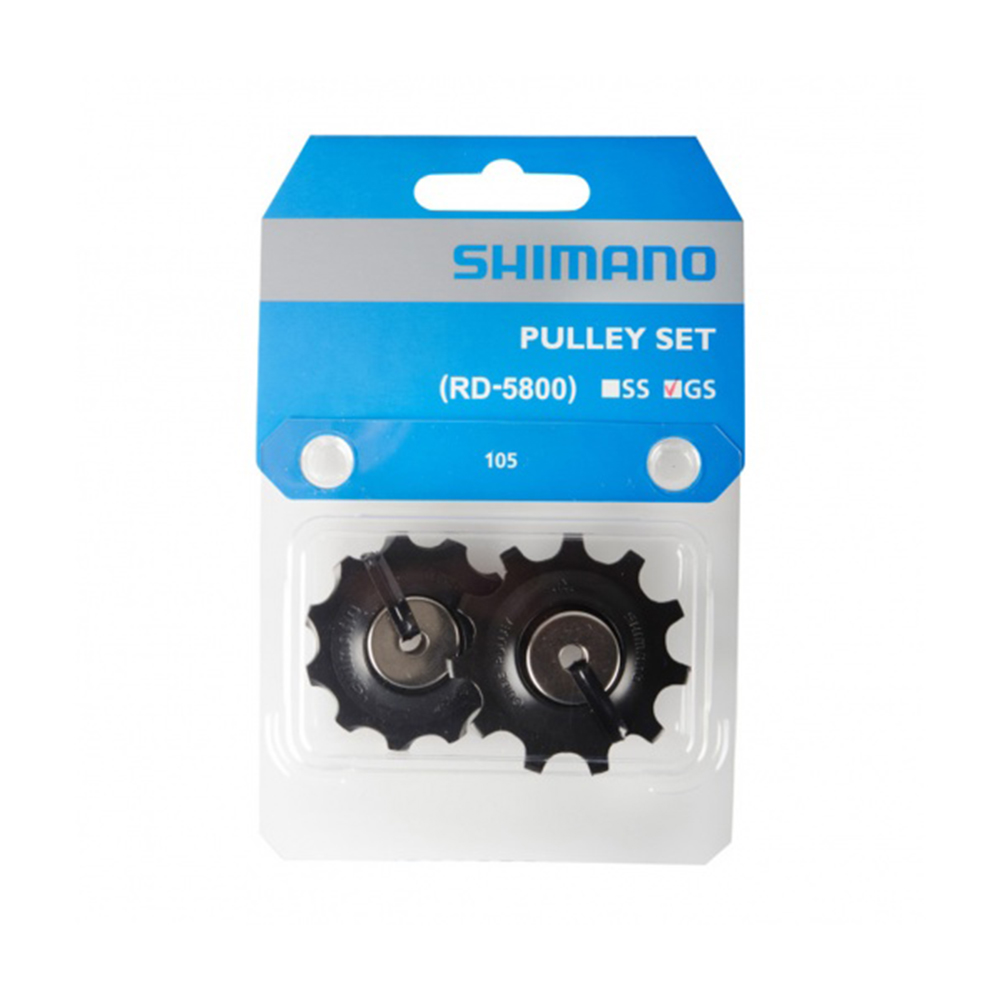 Shimano 105 RD-5800 Pulley Set For GS Rear Derailleur