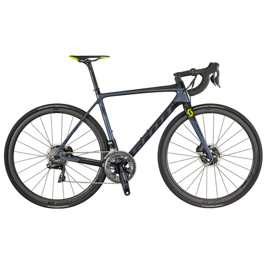Scott Addict RC Premium Disc Road Bike 2018