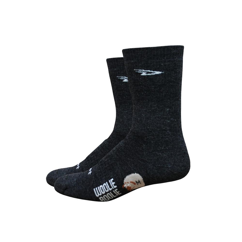 DeFeet Woolie Boolie 2 Socks 6 Inch Cuff
