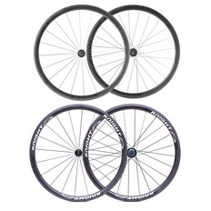 Knight Composites 35 Carbon Clincher Disc DT240 Wheelset