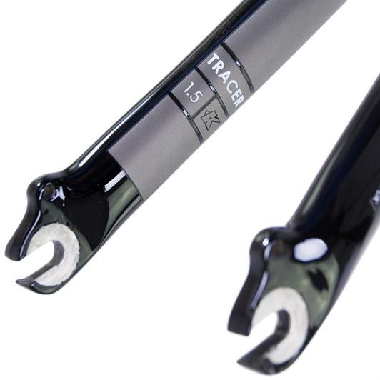 Kinesis Tracer Carbon Fork (Mudguard Eyelets+Long-Drop Brake Compatible)