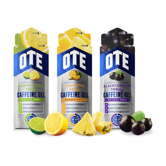 OTE  Caffeine Gel 56g