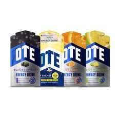 OTE Powdered Energy Drink Sachet Box 14 x 43g