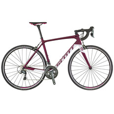 Scott Contessa Addict 35 Womens Road Bike
