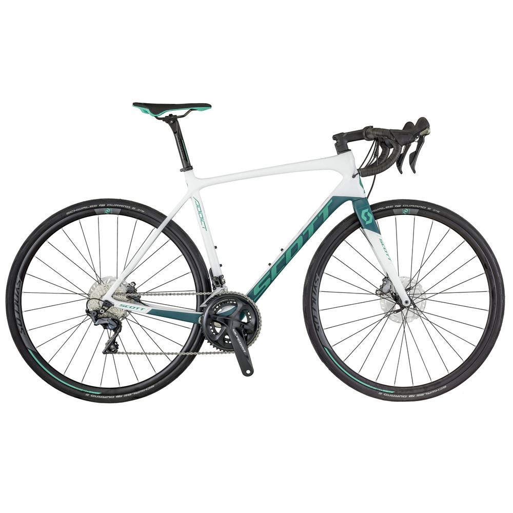 Scott Contessa Addict 15 Disc Womens Road Bike