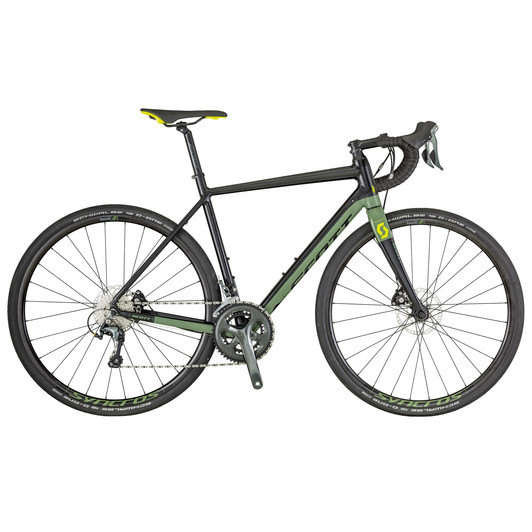 Scott Speedster Gravel 20 Disc Adventure Bike 2018