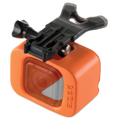 GoPro Bite Mount + Floaty (For Hero Session Action Cameras)