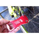 Wolf Tooth Components Bottle Opener With Rotor Truing Slot