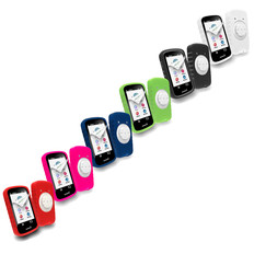 Tuff-Luv Silicone Case Cover For Garmin Edge 1030 With Screen Protector