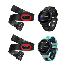 Garmin Forerunner 735XT GPS Watch Run Bundle