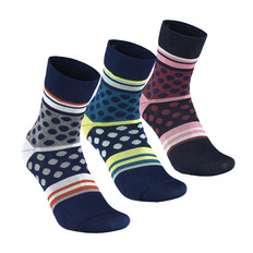 Specialized Polka Dot Womens Winter Socks