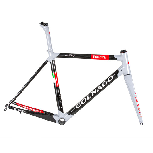 Colnago C60 Matt Carbon Electronic Frameset (Sloping Geometry)