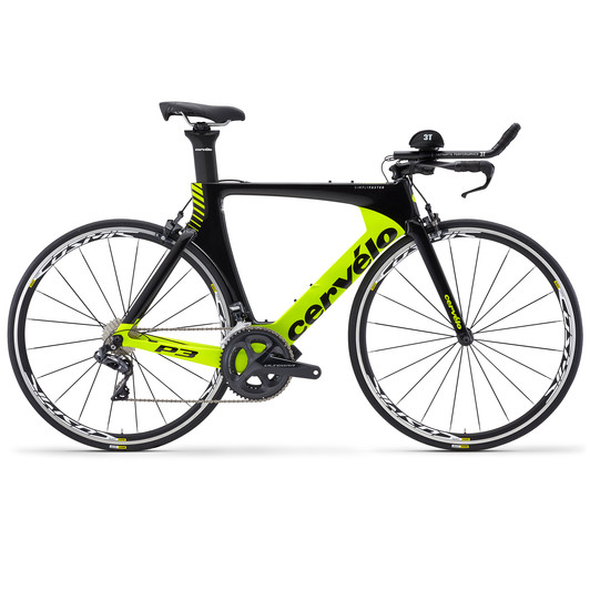 Cervelo P3 Ultegra Di2 Triathlon Bike 2018