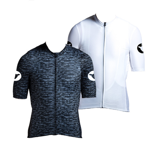 aa9c21772 Black Sheep Cycling Chaos Short Sleeve Jersey