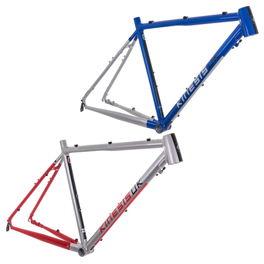 Kinesis CX1 Disc & Canti Cyclocross Frame | Sigma Sports