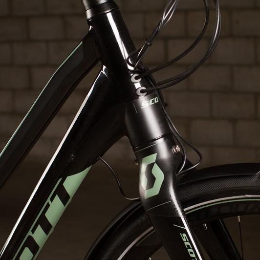 Scott Silence 10 Womens Hybrid Bike