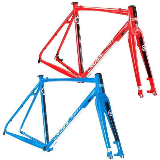 Kinesis Crosslight Pro6 V2 Disc Cyclocross Frameset
