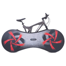 Velosock Firebird Indoor Bike Cover