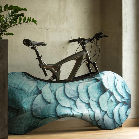 Velosock Feathers Indoor Bike Cover