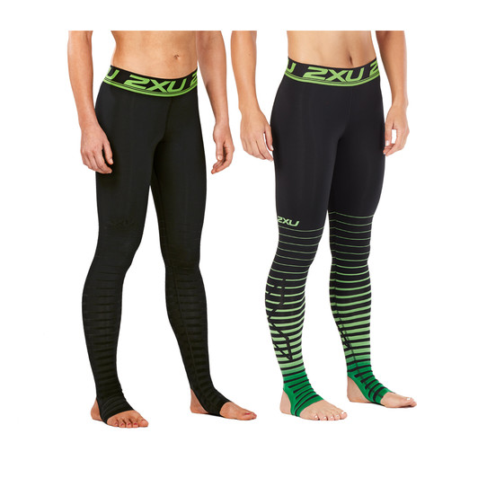 6146923a110944 2XU Power Recovery Womens Compression Tight | Sigma Sports