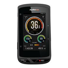 Xplova X5 Evo GPS Computer With Action Camera