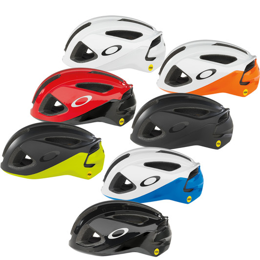 oakley cycle helmet