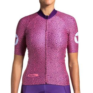Black Sheep Cycling Swiss Legacy Nicolette Neue Womens Short Sleeve Jersey