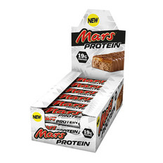 Mars Protein Bar Box of 18 x 57g Bars
