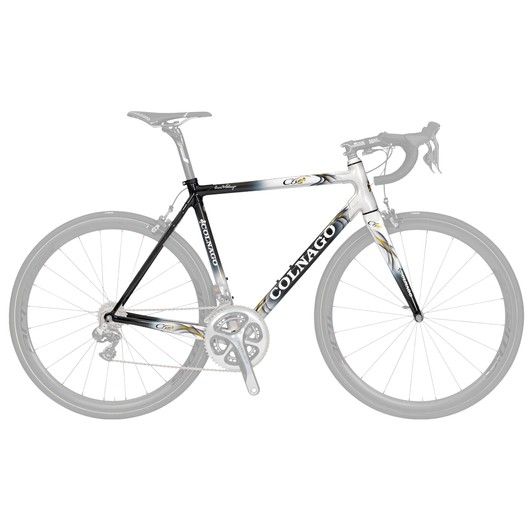 Colnago C60 Classic Dual Routed Disc Frameset (Sloping Geometry)