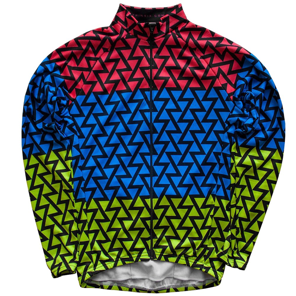 Twin Six The Ascent Long Sleeve Thermal Jersey
