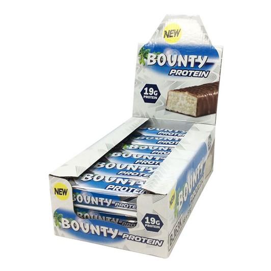 Bounty Protein Bar Box Of 18 X 51g Bars
