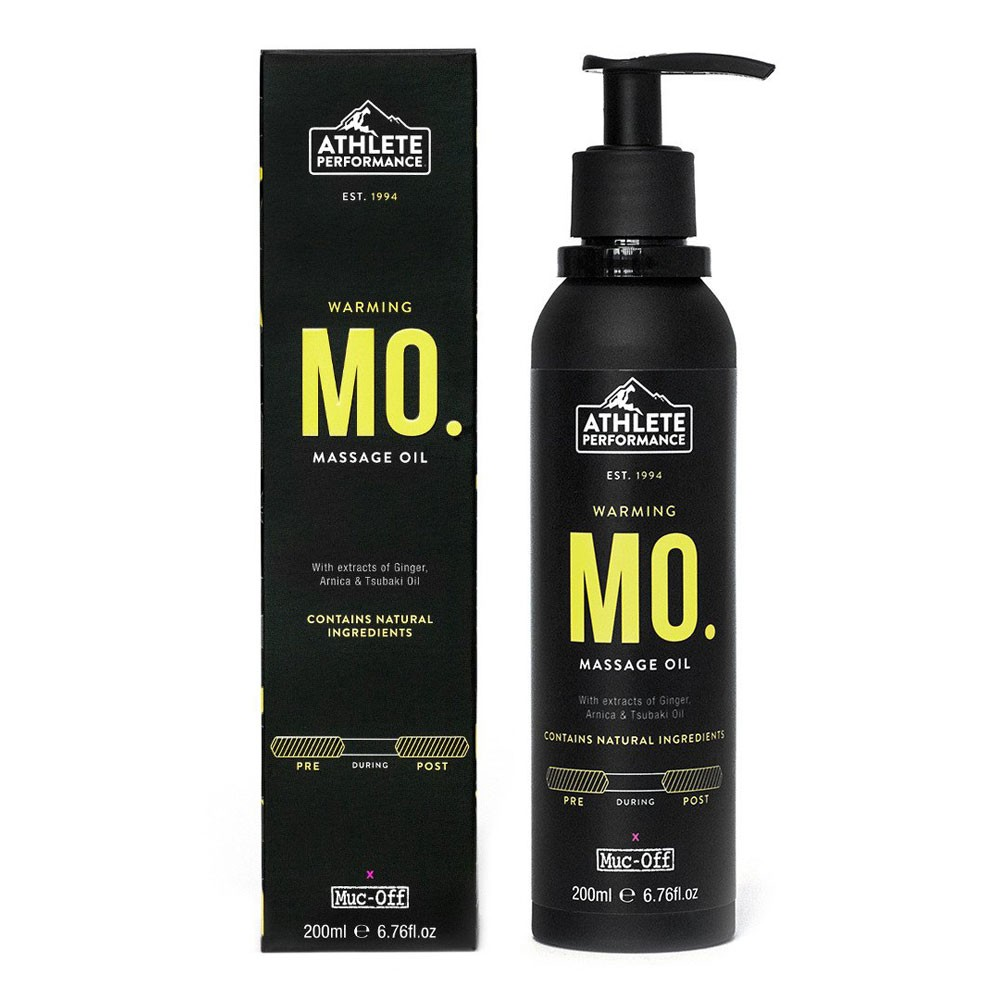 Muc-Off Athlete Performance Massage Oil 200ml