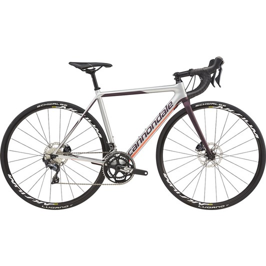 37ee97200bf Cannondale SuperSix Evo Carbon Disc Ultegra Womens Road Bike 2019 ...