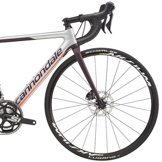 Cannondale SuperSix Evo Carbon Disc Ultegra Womens Road Bike 2018
