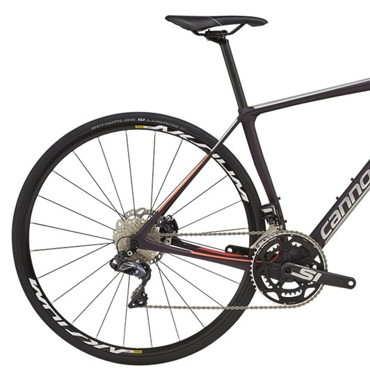 Cannondale Synapse Carbon Disc Ultegra Di2 Womens Road Bike 2018