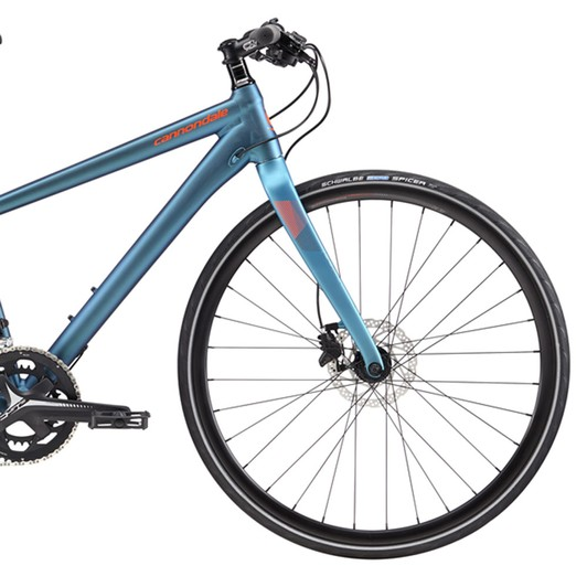 Cannondale Quick Disc 1 Womens Hybrid Bike 2018