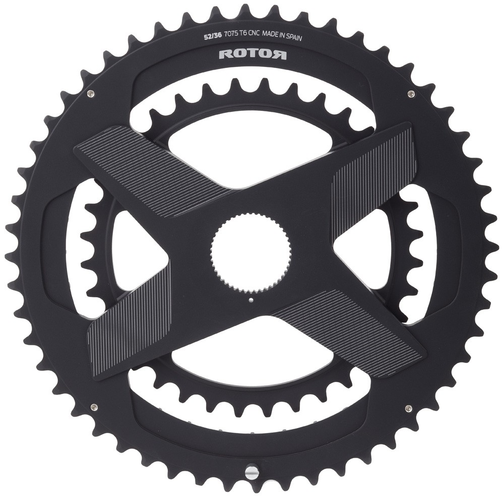 Rotor ALDHU Direct Mount Round Chainrings