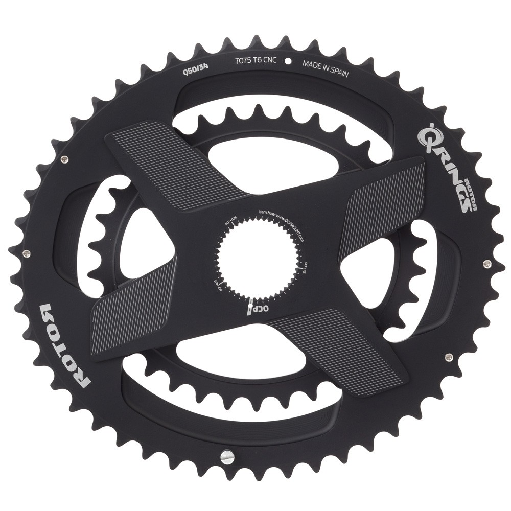 Rotor ALDHU Direct Mount Q Chainrings