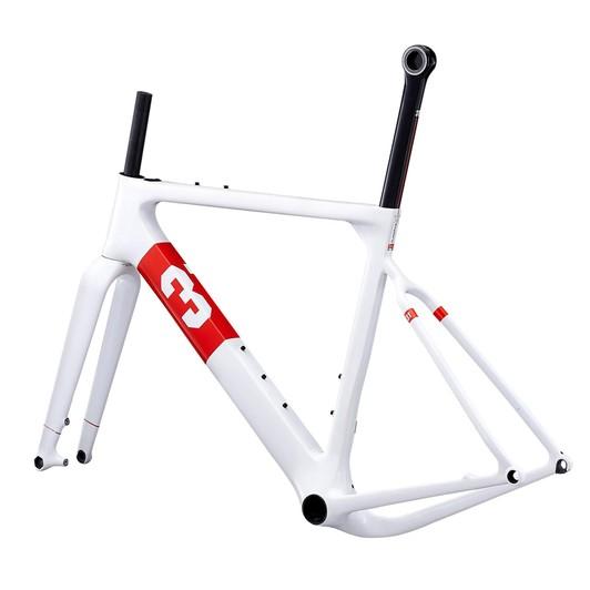 3T Cycling Exploro Team Frameset 2018