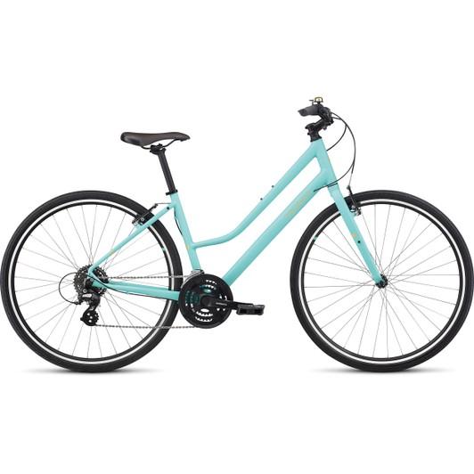 Specialized Alibi Sport Step Through Womens Hybrid Bike