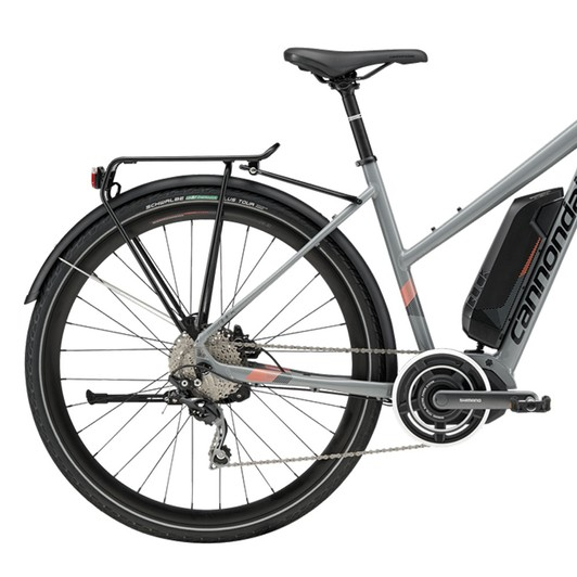 Cannondale Quick Neo Tourer Electric Womens Hybrid Bike 2018