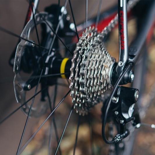 Cervelo C3 105 Disc Road Bike 2017