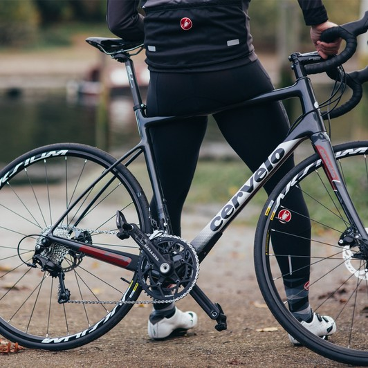 Cervelo C3 105 Disc Road Bike 2017