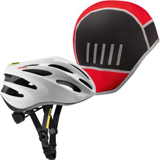 Mavic Aksium Helmet and Winter Underhelmet Bundle