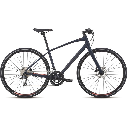 Specialized Sirrus Sport Womens Hybrid Disc Bike