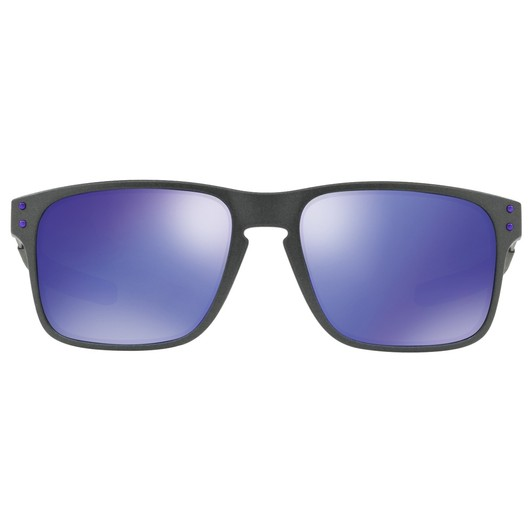 Oakley Holbrook Mix Sunglasses With Violet Iridium Lens
