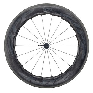 Zipp 858 NSW Rim Brake Carbon Clincher Front Wheel 2019