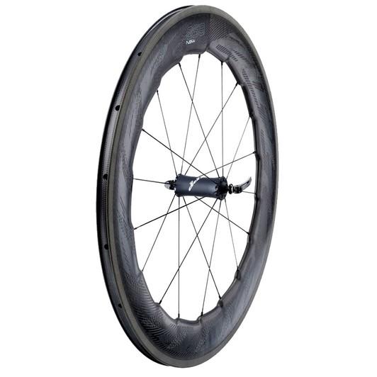 Zipp 858 NSW Rim Brake Carbon Clincher Front Wheel