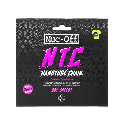 Muc-Off Nanotube NTC Chain - Shimano