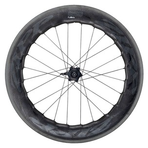 Zipp 858 NSW Carbon Clincher Rim Brake Rear Wheel 2019